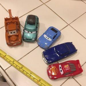 5 Disney Cars